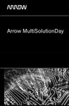 Cartel de la exposición Arrow MultiSolution Day 2020