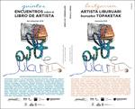 Imagen 1 de la galería de Artista Liburuari Buruzko Topaketak