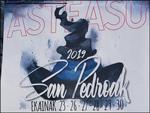 Asteasuko San Pedro Jaien kartela 2019