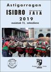 Cartel del Día de San Isidro de Astigarraga 2019