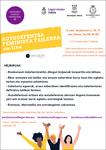 Cartel del Taller Online de Autodefensa Feminista