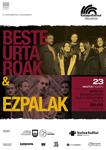Cartel del concierto: Ezpalak + Beste urtaroak de Azpeitia 2020