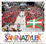 Cartel de las Fiestas de San Ignacio de Azpeitia 2018