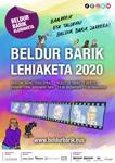 Cartel del Concurso Beldur Barik 2020