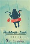 Cartel del Programa Fiestas de Pentecostés de Bergara 2018