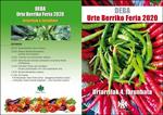 """Debako Soro Feria - """"Urte Berri"""" Feriaren kartela 2020"""