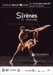 """Cartel de """"Los días del Ballet T"""" de Donostia 2018"""