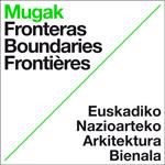 Cartel de la Bienal Mugak de Donostia 2019