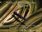 """Donostiako """"Poesia eta Pentsamendua"""" jardunaldien foiletoa 2021"""