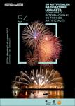 Cartel del Concurso Internacional de Fuegos Artificiales 2017