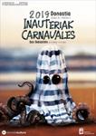 Cartel de los Carnavales de Donostia 2019