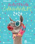 Cartel de los Carnavales de Donostia 2020