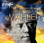 Cartel del concierto de invierno de la Joven Orquesta de Euskal Herria 2020