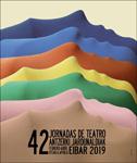 Cartel de las Jornadas de Teatro de Eibar 2019
