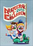 Cartel de los Carnavales de Eibar 2018