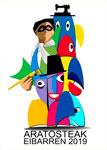 Cartel de los Carnavales de Eibar 2019