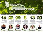 Eibarko Ingurumen Jardunaldiak Online: Biodibertsitatea kartela 2020
