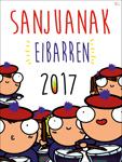 Cartel de las Fiestas de San Juan de Eibar 2017