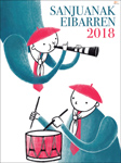 Cartel de las Fiestas de San Juan de Eibar 2018