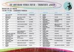 Folleto de la Feria de Artesanía de Trinidad de Elgoibar 2018