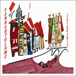 Cartel del Programa Fiestas de San Bartolomé de Elgoibar 2017