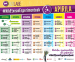 "Folleto de la iniciativa ""#NikEtxeanEsperimentuak"" de Elhuyar de abril 2020"