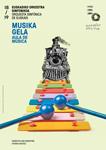 Folleto del Ciclo de Aulas de Música de la OSE 2018-2019