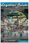 Cartel de las Fiestas de San Bartolomé de Ergobia en Astigarraga 2018