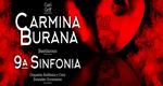 """Cartel del Concierto """"Carmina Burana"""" 2017"""