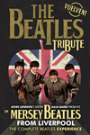 Cartel del Concierto del grupo The Mersey Beatles 2018