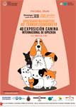 Cartel de la Exposición Internacional Canina de Gipuzkoa 2019