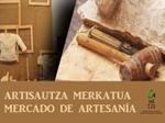 Cartel del Mercado de Artesanía de la Bretxa