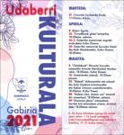 Gabiriko Eguerri Kulturalaren kartela