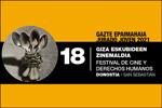 Cartel del Jurado Joven del Festival de Cine y Derechos Humanos de San Sebastián 2021