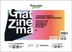 Gnat Zinema erakusktaldiaren kartela 2021