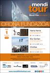 "Cartel del Festival ""Mendi Tour"" de Hernani 2020"