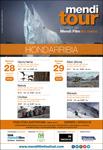 "Cartel del Festival ""Mendi Tour"" de Hondarribia 2020"