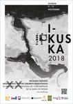 Cartel de la Muestra de Kortometrajes Ikuska de Pasaia 2018
