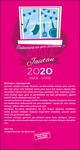 Cartel de las Fiestas de Anaka-Puiana de Irun 2020