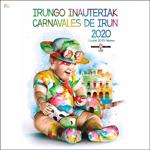 Cartel de los Carnavales de Irun 2020