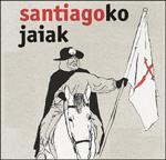 Cartel del Programa Fiestas de Santiago de Irun