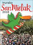 Cartel de las Fiestas de San Miguel de Irura 2018