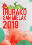 Irurako San Migel Jaien kartela 2019