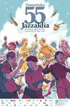 Cartel del Festival de Jazz de Donostia 2020
