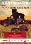 Cartel del concierto del Dúo Cassadó 2017