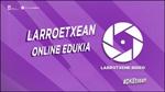 Cartel de Larroetxean Zuzenekoak de Donostia 2020