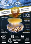 Lasarte-Oriako Itsaspeko Zinemaren Nazioarteko Zikloaren kartela 2020