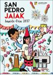 Cartel de las fiestas de San Pedro de Lasarte-Oria 2017