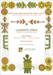 Cartel de la Feria de Artesanía de Santa Ana de Lasarte-Oria 2018