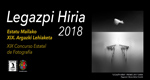 Cartel del Concurso Argizaiola 2018